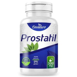 Prostatil 500mg 100 cápsulas - Denature