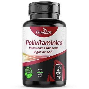 Polivitaminico de A a Z 100 cápsulas - Denature