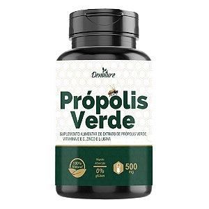 Extrato de Própolis Verde 100 Cápsulas - Denature
