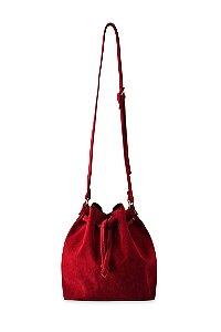 Bolsa Saco Vermelha