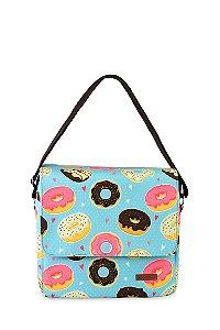 Bolsa Térmica com Estampa de Donuts