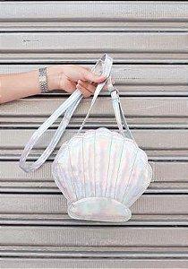 Bolsa com Formato de Concha
