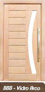 Porta Madeira  Maciça