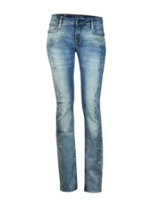 Calça Jeans Boot Cut Anistia
