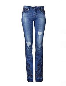 Calça Jeans Boot Cut Hagata