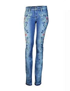 Calça Jeans Boot Cut Instafame