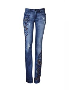 Calça Jeans Boot Cut Invicta