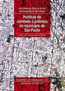 Políticas de Combate à Pobreza no Município de São Paulo