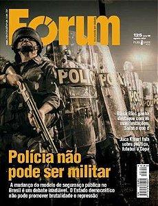 Revista Fórum 125