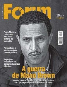 Revista Fórum 120