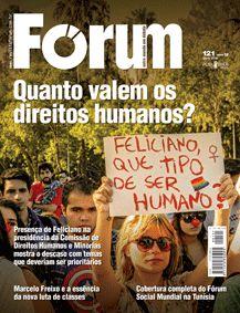 Revista Fórum 121