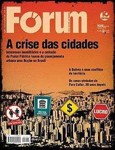 Revista Fórum 108