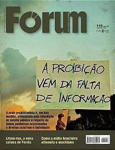Revista Fórum 115