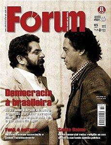 Revista Fórum 85