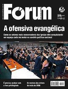 Revista Fórum 109