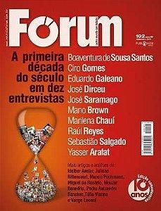 Revista Fórum 102