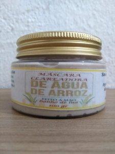 Máscara Esfoliante ÁGUA DE ARROZ