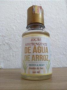 Loção Tônica Adstringente ÁGUA DE ARROZ