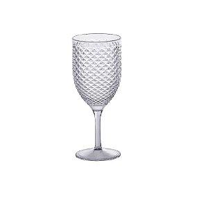 Taça Agua e Vinho Em Acrílico Luxxor 480ML 1147 Paramount