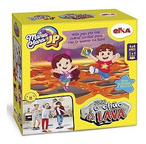 Jogo Infantil o Chão é Lava Maria Clara e Jp 1156 Elka