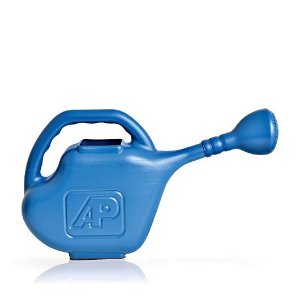 Regador 5 Litros Azul Plástico C/ Bico Removível 25156 Arqplast
