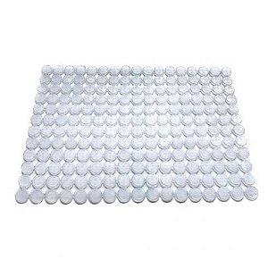 Tapete Super Aderente Antiderrapante Para Banheiro 42x30