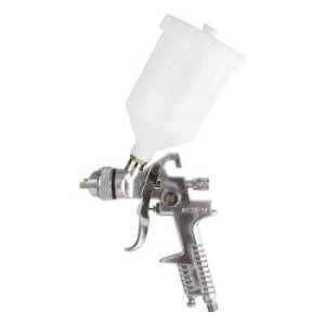 Pistola De Pintura Automotiva Hvlp Bico1,4mm Bc75 Steula