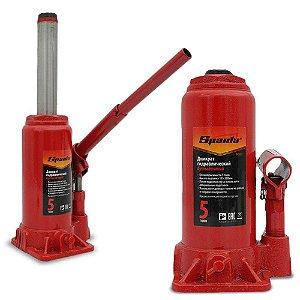 Macaco Hidraulico Garrafa 5 Toneladas, Altura 195 - 380 MM/SPARTA 50323