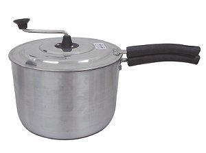 Pipoqueira Reforçada nº 24 4,8 litros em Aluminio - AAL