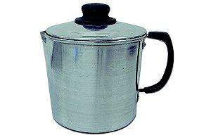Canecão nº 12 2,1 litros Leve C/Tampa Aluminio - AAL