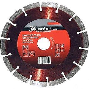 Disco de Corte Segmentado 350x25,4mm,CORTE SECO 731659 MTX