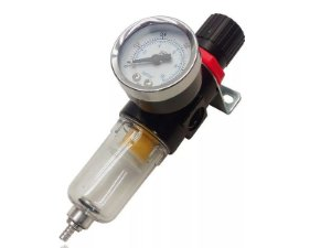 Filtro de Ar C/ Regulador de Pressão - 1/4 AFC - 2000 Cod 4002 Rotta