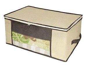 Organizador Multiuso Marfim 45x45x20cm 620 VB Home