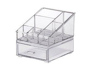 Kit Organizador de Cosméticos 12,5x11,5x12 cm 1085 Paramount