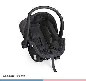Bebê Conforto Cocoon Preto 8181DPT Galzerano