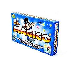 Kit Mágica e Truques Infantil SR.MÁGICO 1085 Big Boy