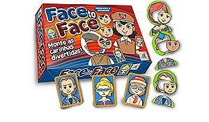Brinquedo Educativo Divertido Face to Face 2083 Big Boy