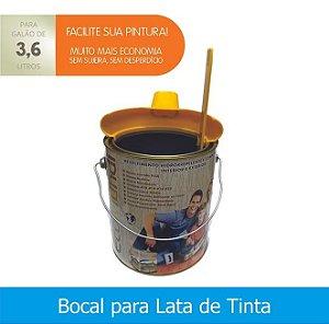 Bocal P/ Lata de Tinta de 3,6 litros Trioplast
