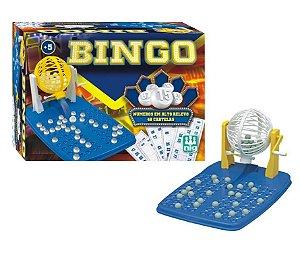 Jogo Bingo Com 48 Cartelas Infantil e Adulto Educativo NIG