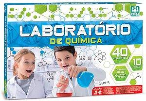 Brinquedo Infantil Educativo Laboratório de Química Nig