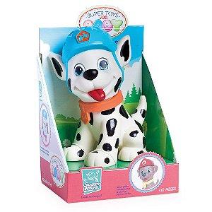 Boneco Esquadrão Pet Ciclista 306 Super Toys