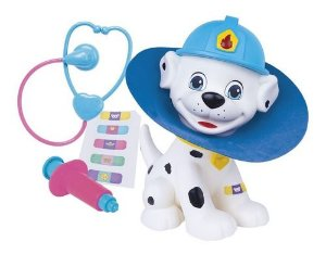 Brinquedo Esquadrão Pet Cachorro Macho Dodói 427 Super Toys