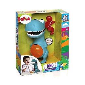 Boneco Infantil Dino Papa Tudo COD 972 ELKA