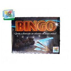 Jogo Bingo Com 24 Cartelas 1726 Big Boy