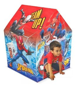 Barraca Infantil Quartel General Spider-Man Líder Brinquedos
