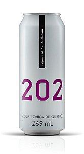 Água Tônica 202 - Lata - 269ml