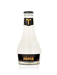 Agua Tônica Zero Prata 200 ml - Garrafa