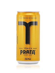 Água Tônica Prata - 269 ml - Lata