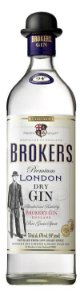 GIN BROKER'S - 750 ML