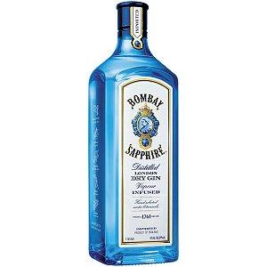GIN BOMBAY SAPPHIRE - 1,75 LITROS